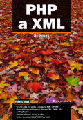 PHP a XML book cover